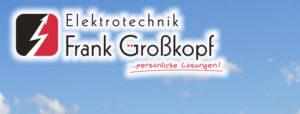Logo Elektrotechnik Frank Großkopf